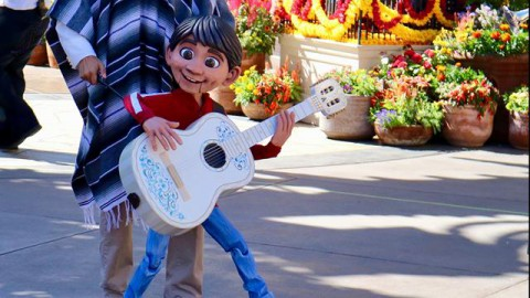 Coco-Inspired Show Coming to Epcot's Mexico Pavilion This Spring |Coco-Inspired Show將於今年春天來到Epcot的墨西哥館
