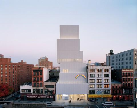 New Museum 新當代藝術博物館