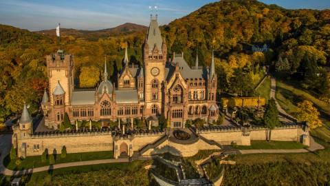 Schloss Drachenburg 龍城堡