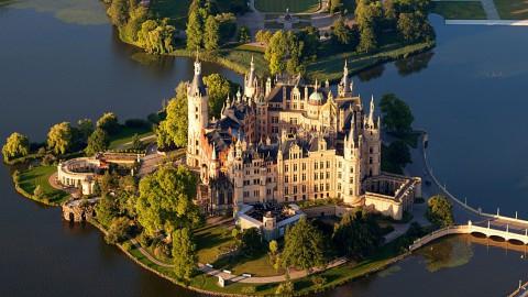 Schweriner Schlos 什未林城堡