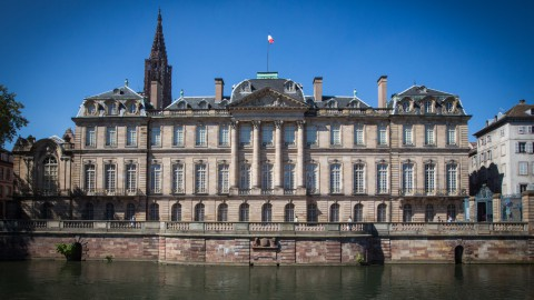 Palais Rohan Strasbourg 羅昂宮