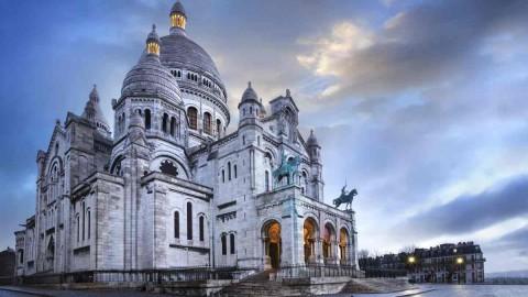 Sacré-Cœur, Paris 聖心堂