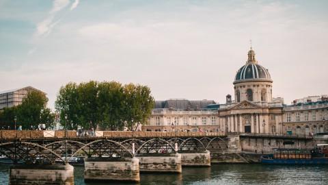 Institut de France 法蘭西學院
