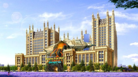ITEC Entertainment Announces Construction of Paradise Park in Harbin, China