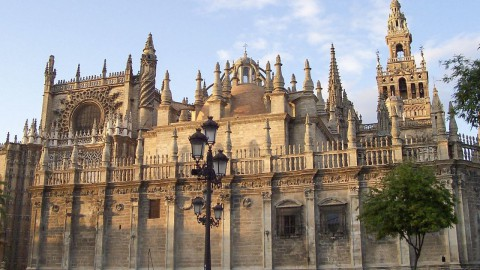 Seville Cathedral 塞維利亞大教堂