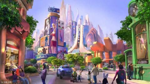 Shanghai Disneyland announces Zootopia expansion