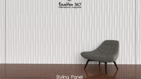 Curtain panel FV360_10 造型平板