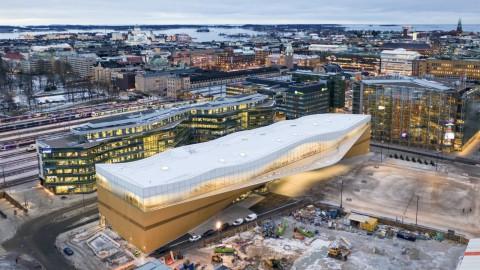 Helsinki Central Library Oodi 赫爾辛基中央圖書館Oodi