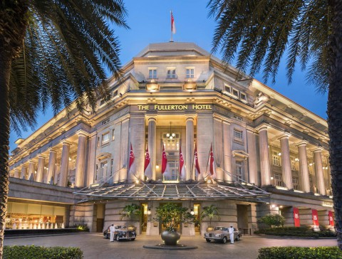 The Fullerton Hotel Singapore 富勒頓酒店新加坡