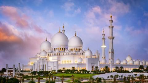 Sheikh Zayed Mosque 謝赫扎耶德清真寺