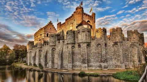 Gravensteen 伯爵城堡