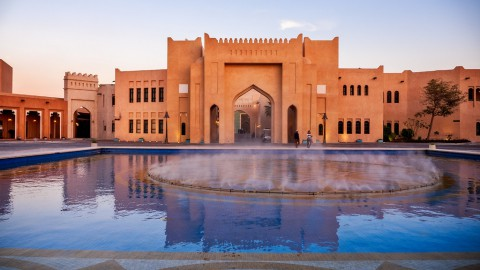 Katara (cultural village) 卡塔拉(文化村)