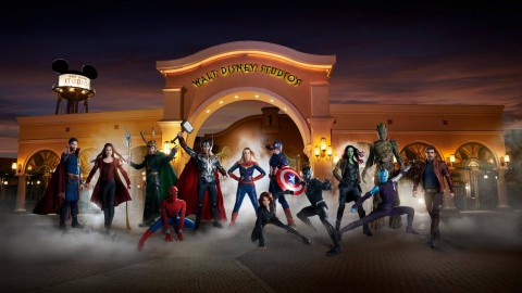 "Disneyland Paris Season of Marvel Super-Heroes Starts This Saturday at DLP Walt Disney Studios, New ""Disney Nature"" Pre-Show Coming for Disney Illuminations Night Show 巴黎迪斯尼樂園漫威季節超級英雄本週六在DLP沃爾特迪斯尼工作室開始,新的""迪斯尼自然""預展即將來到迪士尼燈飾之夜秀"