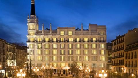 ME Madrid Reina Victoria 維多利亞女王梅酒店