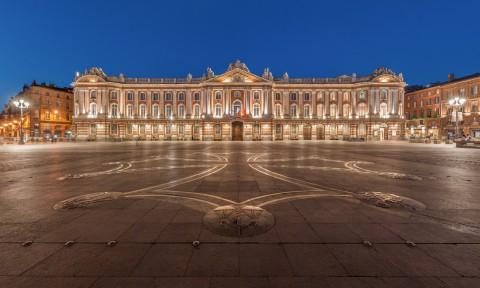 Place du Capitole (Toulouse) 圖盧茲的市政廳