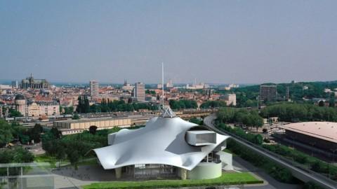 Centre Pompidou-Metz 蓬皮杜 – 梅斯中心