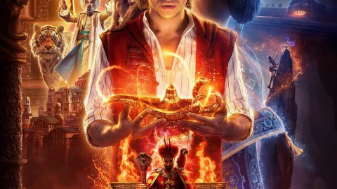 New Trailer and Poster for Disney's Live Action Adaptation of Aladdin 新的預告片和海報為迪士尼的阿拉丁現場動作改編