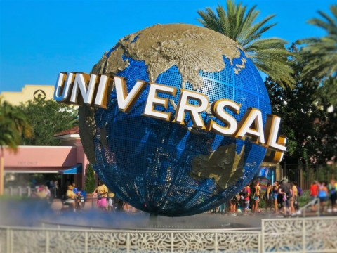 The location of Tongzhou Universal Studios is exposed! The logo uses the Eastern Hemisphere for the first time! 通州環球影城各項目位置曝光! logo首次使用東半球!