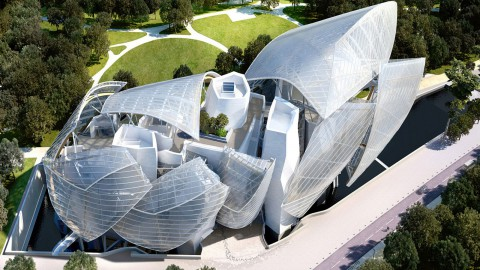 Fondation Louis Vuitton 路易威登基金會