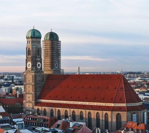 Munich Frauenkirche 慕尼黑聖母教堂
