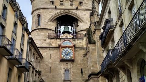 Grosse cloche de Bordeaux 波爾多的大鐘