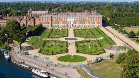 Hampton Court Palace 漢普頓宮