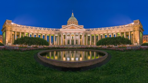 Kazan Cathedral, Saint Petersburg 喀山大教堂,聖彼得堡