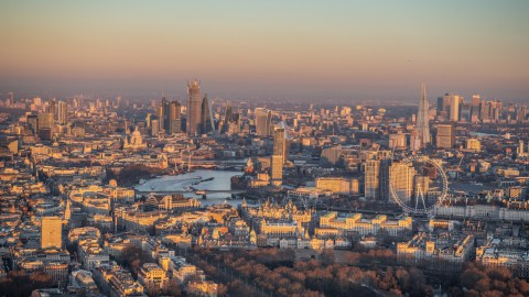 Record-breaking 541 skyscrapers proposed for London as planning approvals soar 隨著規劃審批的飆升,為倫敦提出了創紀錄的541座摩天大樓