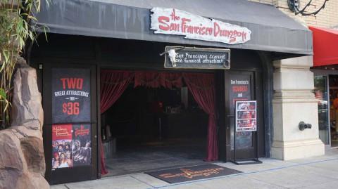 San Francisco Dungeon 舊金山地牢
