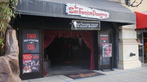 San Francisco Dungeon 舊金山地牢