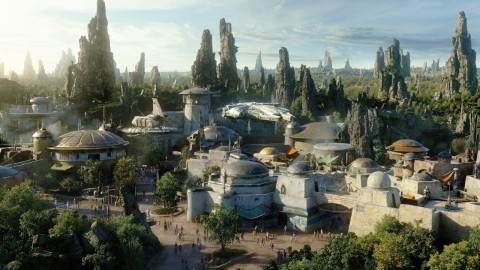 Here's All The Next Generation Technology Powering Star Wars: Galaxy's Edge 這是所有下一代技術為星球大戰提供動力:Galaxy's Edge