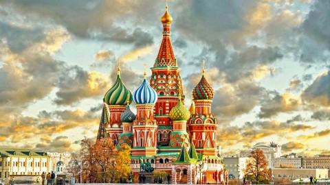 Saint Basil's Cathedral 聖巴西爾大教堂