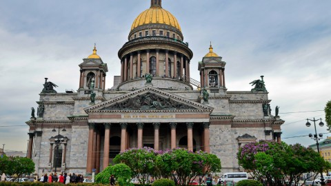 Saint Isaac's Cathedral 聖以撒大教堂