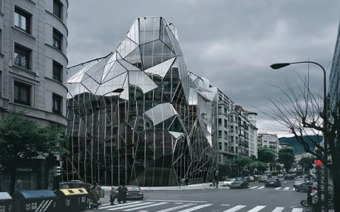 Basque Health Department Headquarters in Bilbao 畢爾巴鄂巴斯克衛生部總部