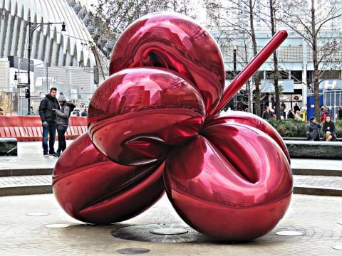Balloon Flower (Red)