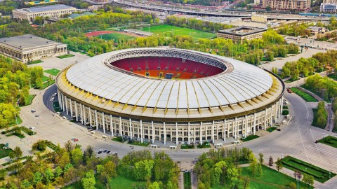 Luzhniki Stadium盧日尼基體育場