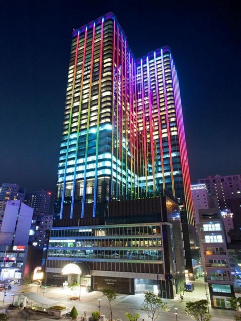 Saigon Times Square 西貢時代廣場