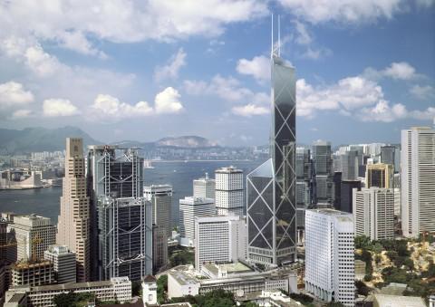 Bank of China Tower (Hong Kong) 中國銀行大廈(香港)