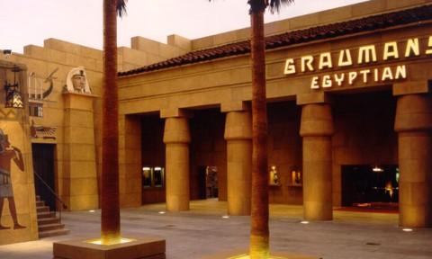 Netflix in Talks to Buy 1920's Grauman's Egyptian Theatre Located Near Disney's El Capitan |Netflix將在迪士尼的El Capitan附近購買1920年代Grauman的埃及劇院
