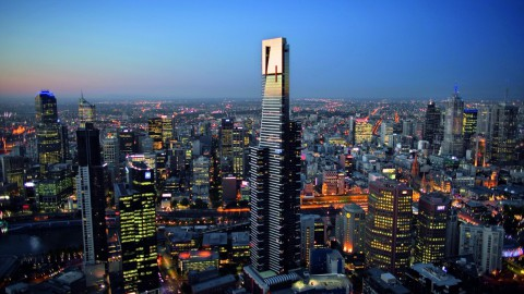 Eureka Tower 尤里卡塔