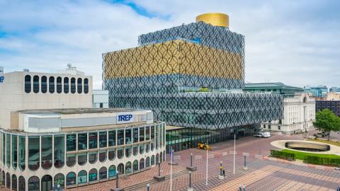 Library of Birmingham 伯明翰圖書館