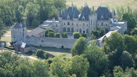 Château de Montaigne 蒙田城堡