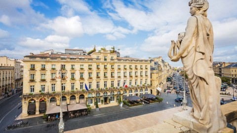 InterContinental Bordeaux Le Grand Hôtel 洲際波爾多大酒店