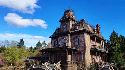 Will Disneyland Paris Phantom Manor Re-Open for DLP 27th Anniversary on April 12 ?巴黎迪士尼樂園幽靈莊園將於4月12日重播DLP 27週年慶典嗎?