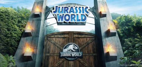 Awesome Commercial For Universal Studios Hollywood Jurassic World Ride Opening This Summer ! 環球影城真棒商業好萊塢侏羅紀世界騎行今夏開幕!