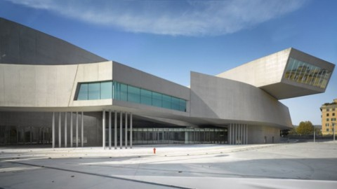 National Museum of the 21st Century Arts (MAXXI) 國家二十一世紀藝術博物館(MAXXI)