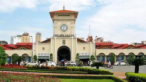 Ben Thanh Market 濱城市場