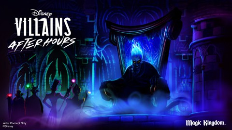 Disney Villains After Hours Nights Events Coming at WDW Magic Kingdom From June 6 to August 8 迪士尼反派夜間活動將於6月6日至8月8日在WDW神奇王國舉行