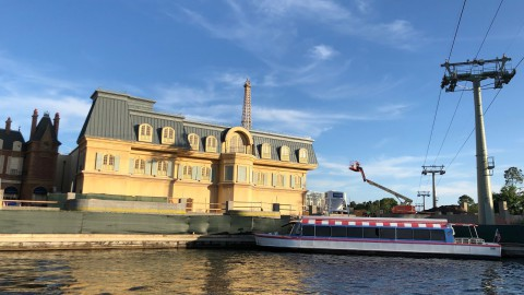 WDW Photo Update : TRON Lightcycles Construction Site, Epcot Ratatouille, River Country and more |WDW照片更新:TRON Light Cycles施工現場,Epcot Ratatouille,River Country等