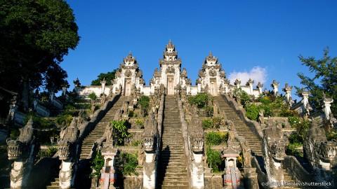 Temple of lempuyang luhur